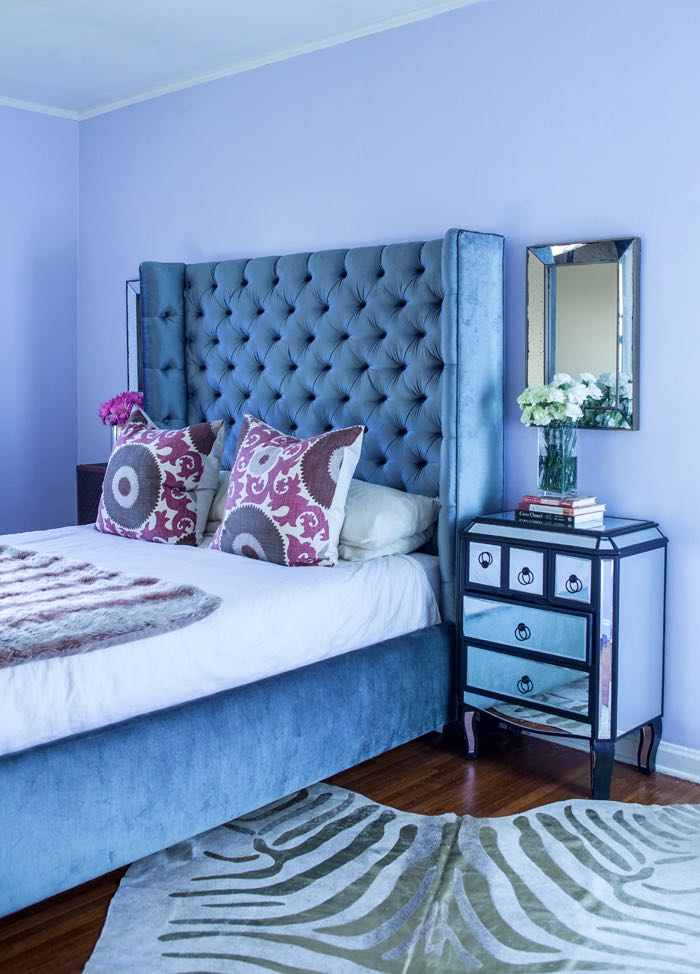 Tufted Bedframe
