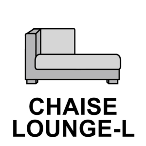 Chaise Lounge - Left
