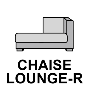 Chaise Lounge – Right
