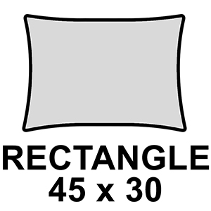 Rectangle 45 x 30