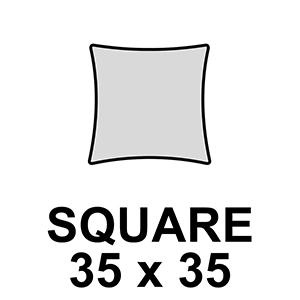 Square 35 x 35