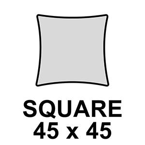 Square 45 x 45