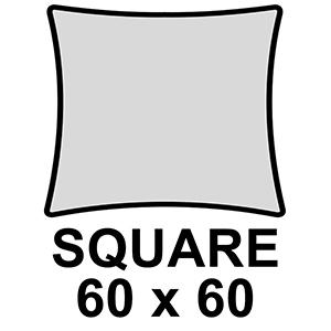 Square 60 x 60