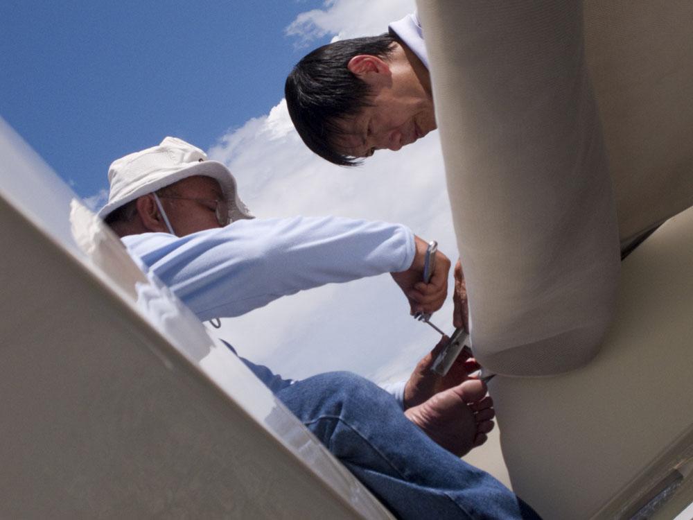 yacht-upholstery